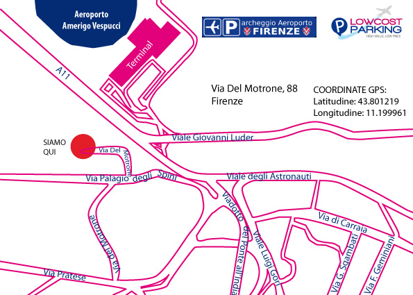 Lowcost Parking Firenze