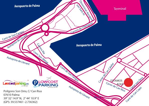 Parking Lowcost Palma de Mallorca