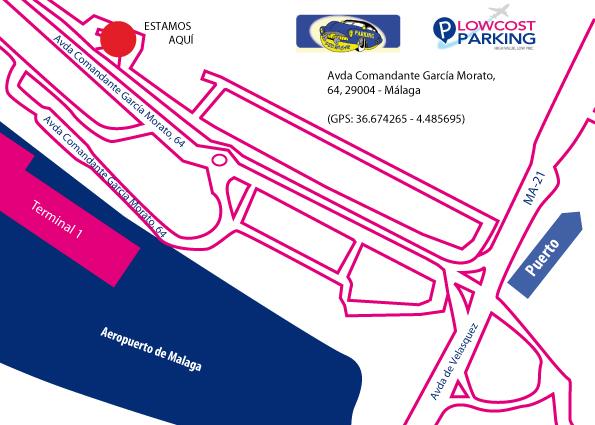 Lowcost Port Parking Málaga