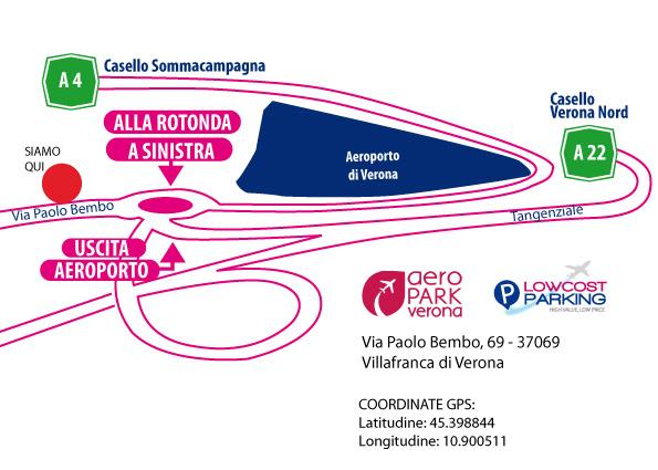 Lowcost Parking Verona Villafranca